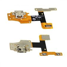 For Lenovo Yoga Tab 3 Dock Connector Charging Port Volume Buttons YT3-X50F P5000