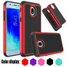 For Samsung Galaxy J3 Star /Achieve/J3 2018 Case Hybrid Rugged Matte Armor Cover