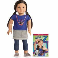 American Girl Doll Z Yang Dark Haired Asian Retired NEW!!