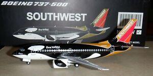 JC Wings  1:200 Southwest Airlines 737-500 Shamu N501SW -  XX2378