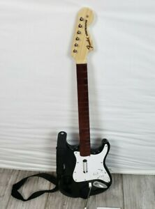 Playstation 2 Rock Band Wireless Fender Stratocaster Guitar Harmonix PSGTS2 PS2