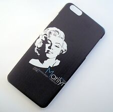Coque housse protection pour Apple iPhone 6 Plus case shell cover-Marilyn Monroe