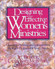 Designing Effective Women's Ministries-ExLibrary
