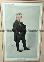 Antique Print 232-501 Medical - Sir Thomas Barlow, paediatrics c.1900