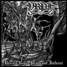 """Vrpi """"vexilla regis prodeunt inferni"""" CD [Mexican Satanic Death Metal]"""