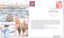 RAF Cover Operation Varsity Rhine Crossing WWII PARA RAF cover AF18a