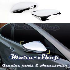Chrome Side Marker Rear View Mirror Cover Trim for 13~17 Hyundai Elantra GT