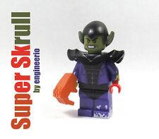 LEGO Custom - Super Skrull - Marvel Super heroes mini figure fantastic four