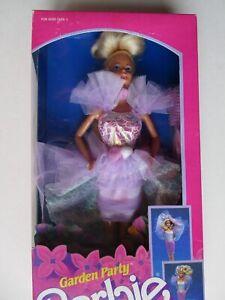 1988 Garden Party Barbie NRFB