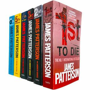 Womens Murder Club Series Vol 1- 6 Books Adult Set Paperback - James Patterson