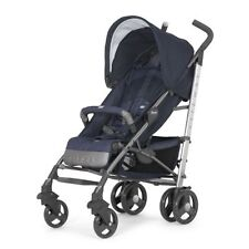 Poussettes et systèmes combinés de promenade bleue Chicco pour bébé