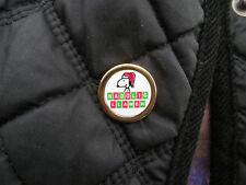 Nadolig Llawen - pin lapel badge