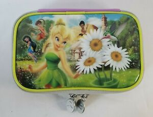 Disney Tinkerbell Nintendo DS Game Console Protector Travel Storage Case Bag