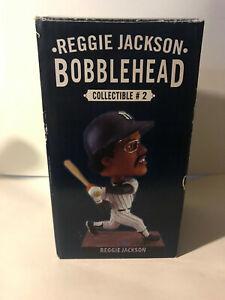 2017 Reggie Jackson NY Yankees Bobble Head Doll Stadium Giveaway w/ Box