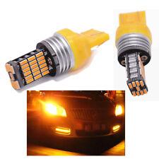 T20 7443 7440 4014 Amber LED Turn Signal Lights/Parking lights Indicator light