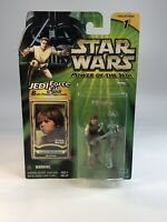 Star Wars Power of the Jedi Collection 1 Anakin Skywalker Mechanic Action Figure
