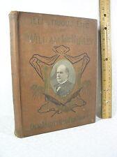 Illustrious Life of William McKinley Martyred President Murat Halstead 1901