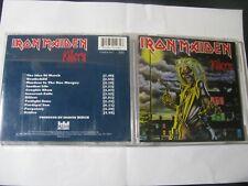 IRON MAIDEN - Killers (RARE 1995 Castle USA) ASAP, Di'Anno, Killers,Running Wild