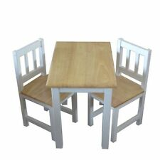 Playroom Pine Children's Tables & Chairs