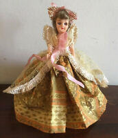 Vintage Blue Bonnet Margarine Doll 1950s Cinderella