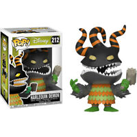 The Nightmare Before Christmas - Harlequin Demon Pop! Vinyl Figure NEW Funko