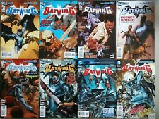 New 52 Batwing #1,2,3,4,5,6,7,8 NM Batman,Batgirl,Ribin,Nightwing