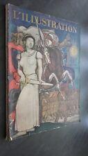 REVUE L'ILLUSTRATION 11 MAI 1940 L'EMPIRE FRANCAIS DANS LA GUERRE ABE