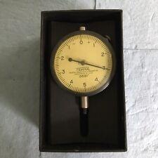 Federal Dial Indicator Model D21 0001 Full Jeweled In Original Box