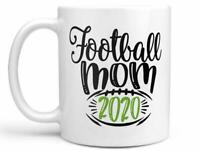 Football Mom 2020 Coffee Mug Football Coffee Cup Football Mom Gift Football Mug