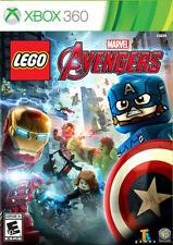 Lego Marvel Avengers Xbox 360 New Xbox 360, Xbox 360