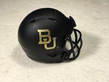 (1) Riddell Pocket Pro Football Helmet (Baylor Bears) 2018