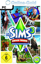 Sims 3 Pets Addon / Die Sims 3 Einfach tierisch EA/ORIGIN Download Code [PC][DE]