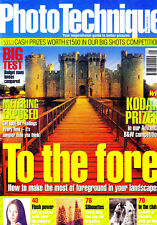 Photo Technique magazine with  Cosina Sigma Tamron Vivitar  zoom tests  May 1999