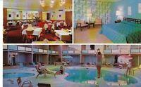 Postcard St Francis Hotel Courts Birmingham AL