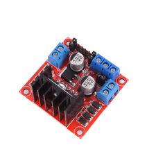 dual h bridge stepper motor drive controller board module l298n motor driver FF