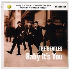 "The BEATLES    Baby it's you       7"" 45 tours SP"
