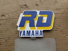 Calcomanía De Yamaha RD125LC 1GU 24181 19 00 nos