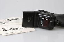 Nikon Speedlite SB-25 AF  #2579021 für analoge AF Kameras