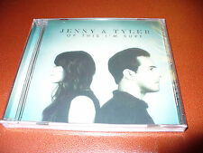 """Jenny & Tyler """"Of This I'm Sure""""  2015 MINT!"""
