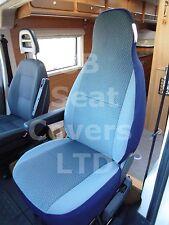 Para adaptarse a un PEUGEOT BOXER AUTOCARAVANA, de 2003, cubiertas de asiento, C