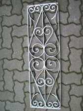 Fries Metallfries Jeanne d arc living shabby Landhaus deko 100x30 ornament eisen
