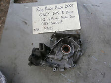 FIAT OIL PUMP PIERBURG A598 FROM 1.2 16 VALVE PETROL BRAVO PUNTO 99-06
