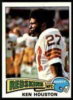 1975 Topps #519 Ken Houston HOF Washington Redskins NICE CARD