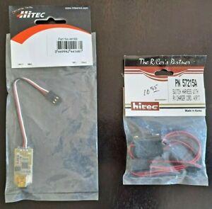 Hitec RC Airplane Parts