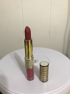 Swatched Tarte SCULPTOR DUO LIPSTICK LIPGLOSS PIXIE
