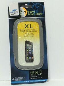 SPORTLINE  XL REFLECTIVE SMARTPHONE HOLDER, FREE SHIPPING