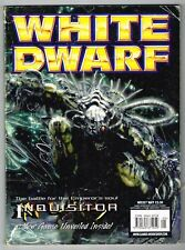 White Dwarf Magazine No.257 May MBox1099 Inquisitor New game unveiled inside!