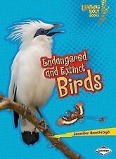 Endangered and Extinct Birds (Lightning Bolt Books - Animals in-ExLibrary