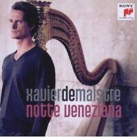 XAVIER DE MAISTRE - NOTTE VENEZIANA  CD NEW