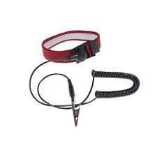 Hot Anti Static ESD Adjustable Wrist Strap electronic Discharge Band Ground EF